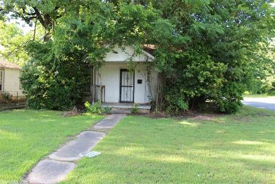 North Little Rock Single Family Home For Sale: 1601 W Long 17th Street