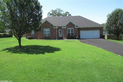 White County Single Family Home For Sale: 159 Pinewood Lane