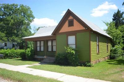Little Rock Single Family Home For Sale: 4101 W 13th Street