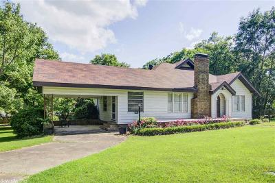Malvern Single Family Home For Sale: 1519 Pine Bluff Street