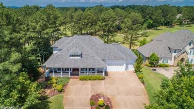 Hot Springs Village, Hot Springs Vill. Single Family Home For Sale: 7 Alhaja Lane
