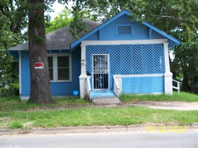 Pine Bluff Single Family Home For Sale: 507 W 24th