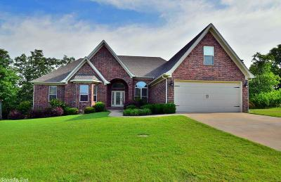 Cabot Single Family Home For Sale: 812 Cascade Drive