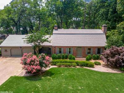 Robinwood Single Family Home For Sale: 5 Glenridge Road