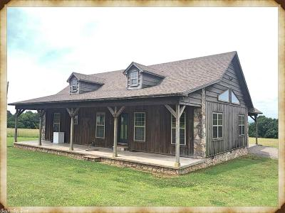 Van Buren County Single Family Home For Sale: 440 Hardway Rd