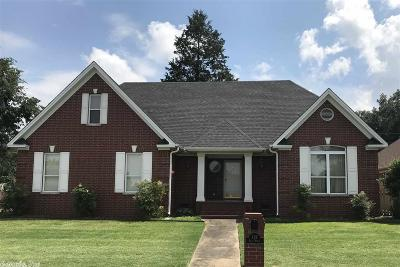Single Family Home For Sale: 129 Belle Meade Dr