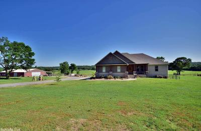 Greenbrier Single Family Home For Sale: 342 Burkett Flat Road