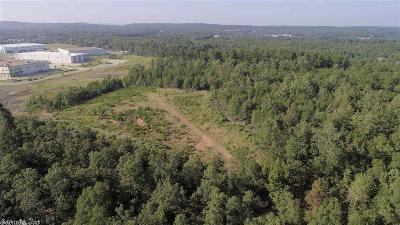 Maumelle Residential Lots & Land For Sale: 1 Burkhalter Drive