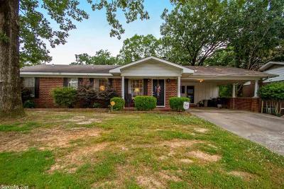 North Little Rock Single Family Home For Sale: 4401 Arlington Drive