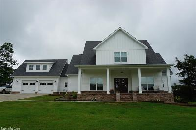 Beebe Single Family Home For Sale: 102 East Lake Cove