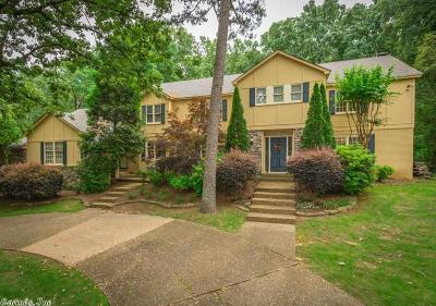 Little Rock Single Family Home For Sale: 63 Pebble Beach Drive