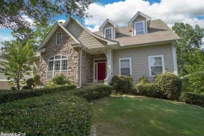 Little Rock Single Family Home For Sale: 23 Briar Patch Court