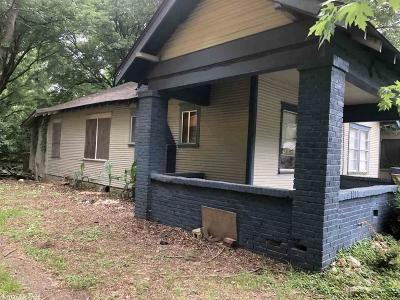 North Little Rock Single Family Home For Sale: 2508 E Washington Avenue