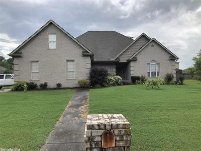 Cabot Single Family Home For Sale: 52 Earnhardt