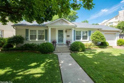 Little Rock Single Family Home For Sale: 5710 S Country Club Boulevard