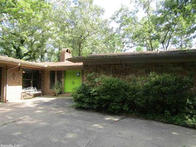 Bismarck, Fountain Lake, Glenwood, Hot Springs Village, Magnet Cove, Malvern Single Family Home Under Contract: 35 Willard Lane