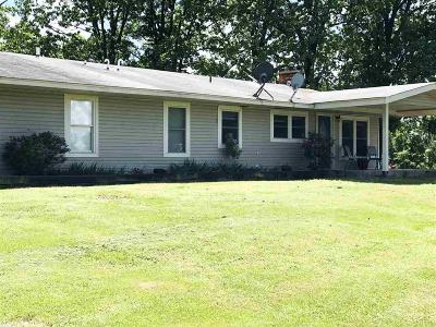 Polk County Single Family Home For Sale: 988 Polk Road 31