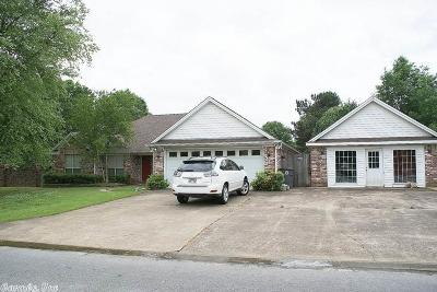 Searcy AR Single Family Home For Sale: $199,000