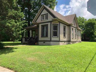 Single Family Home For Sale: 2123 S Battery Street