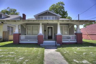 North Little Rock Multi Family Home For Sale: 805 Willow Street