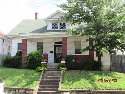 Single Family Home For Sale: 116 E 21st