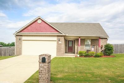 Beebe Single Family Home For Sale: 105 Wildflower Drive