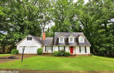 Benton Single Family Home New Listing: 1916 Misty Drive