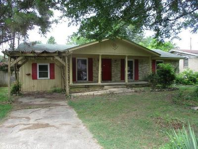 North Little Rock Single Family Home New Listing: 5709 Shamrock Drive