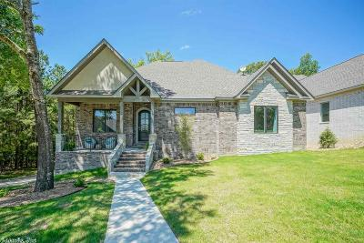 Hot Springs Single Family Home For Sale: 166 Gardens Gate Circle