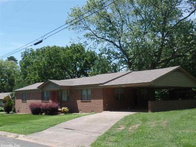 Benton Single Family Home New Listing: 214 Ruth