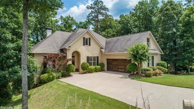 Little Rock Single Family Home New Listing: 3 Sweetfern Cove