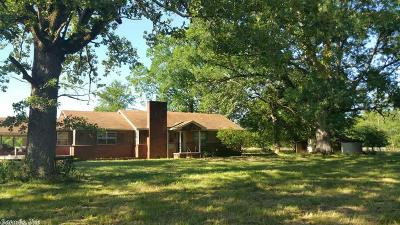 Hot Spring County Single Family Home For Sale: 1576 Country Club Road