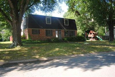White County Single Family Home New Listing: 1507 Fox Drive
