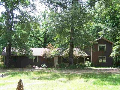 White County Single Family Home New Listing: 934 Pickens Chapel Rd.