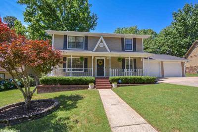 Benton Single Family Home New Listing: 2107 Fox Trail