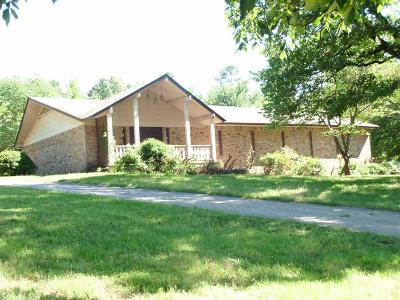 Polk County Single Family Home For Sale: 2912 Hwy 71 S