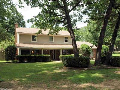 Maumelle Single Family Home For Sale: 5 Barber Cove