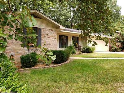 North Little Rock Single Family Home New Listing: 5113 Randolph Road