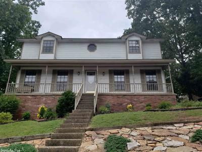 North Little Rock Single Family Home New Listing: 52 Dove Creek Circle