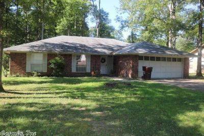 Pine Bluff Single Family Home For Sale: 1004 Deer Run N Drive