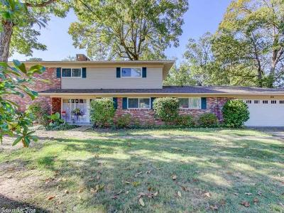 Garland County Single Family Home New Listing: 106 S Lakeland Point