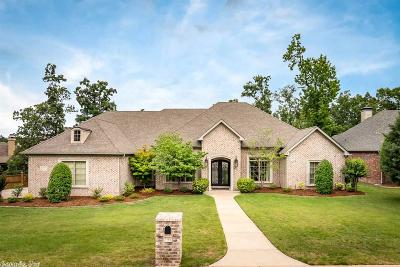 Pulaski County, Saline County Single Family Home New Listing: 5 Maisons Drive