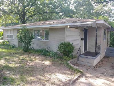 North Little Rock Single Family Home New Listing: 825 W 50th Street