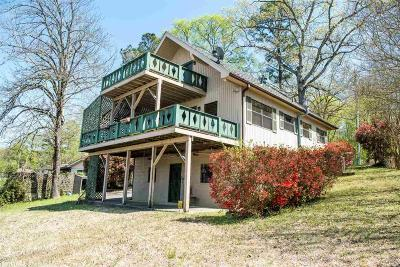Hot Springs Single Family Home Price Change: 550 Grand Point Drive