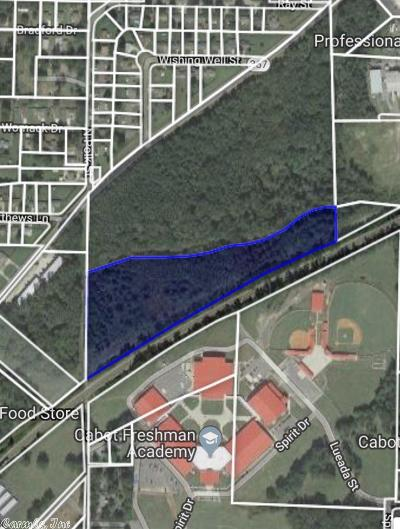 Cabot Residential Lots & Land New Listing: Hwy 367 & Polk