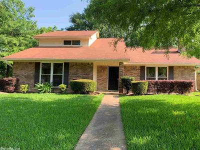 Single Family Home Under Contract: 218 Pine Forest