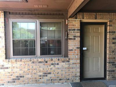 Garland County Condo/Townhouse For Sale: 210 Carl Drive #F3
