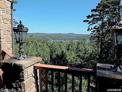 Garland County Single Family Home For Sale: 345 Peaceful View Court