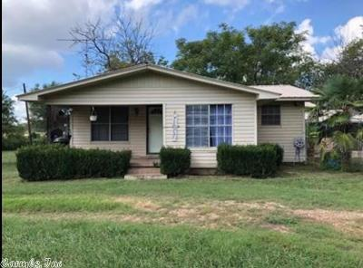 Little River County Single Family Home Under Contract: 619 Lr 40