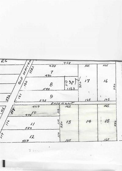 Pine Bluff Residential Lots & Land For Sale: 7803 Old Warren Rd